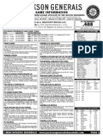 2014 Game Notes 4-13