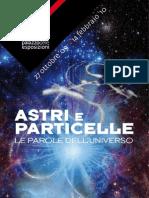Astri e Particelle