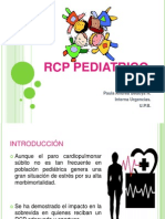 RCP PEDIATRICO