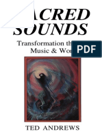 Ted Andrews Sacred Sounds