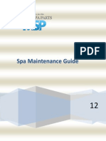 your complete spa maintenance