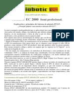 Caracteristicas Equipo Adiabatic Vhlp Ec 2000
