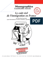 2745950 Le Cout Reel de Limmigration en France CA