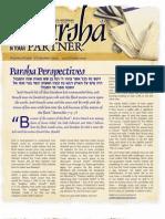 Parasha patners Noach 5770