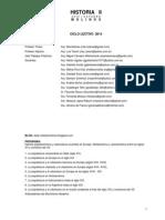 Actividades Practicas H2 M 2014 - Primer Cuatrimestre
