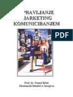 Syllabus - Upravljanje Marketing Komuniciranjem - Master Studij