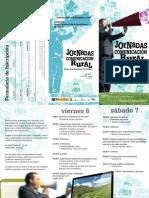 folleto comunicacion