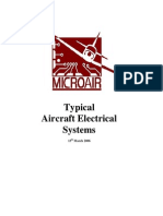Aircraft Electrical Systems