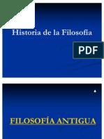 54023942 Cronologia Historia de La Filosofia