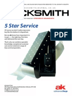 The Locksmith Journal Sep-Oct 2013 - Issue 28