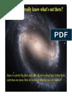 Hubbles Law - Ppt Notes