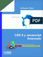 CSS3 y Javascript Avanzado
