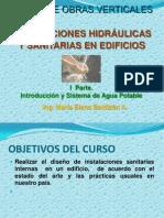 i Parte. Instalaciones Hidrosanitarias. 13. Febrero 2011 (1)