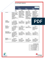 Entergy_Rubric for Assessing Foldables_Graphic Organizers