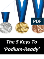 The 5 Keys to 'Podium Ready' Copy