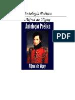 Vigny, Alfred de - Antologia Poetica