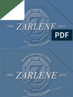 Zarlene Stone Catalog