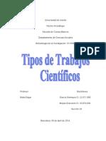 Los Trabajos Científicos listo MS (Autoguardado).doc