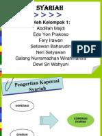 PPT Koperasi Syariah (Revisi)