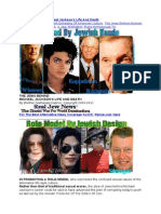 Michael Jackson-s Death and the JEWS Behind His Decline
