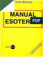 Manual Esotérico C. Blanco