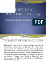 Cinetica y Reactores Met-245