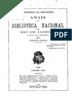 Garcia, Rodolfo - Nomes de parentesco em língua Tupí [1944]