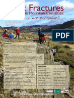 Pelvic Injuries in Snowdonia Mountain Casualties - Conference Poster