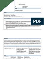 j hunt - digital unit plan template
