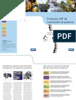 Productos SKF Transmision de Potencia