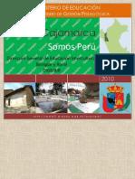 Folleto ministerio de educacion Cajamarca