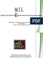 MILE-Madinah Institute for Leadership & Entrepreneurship_Review