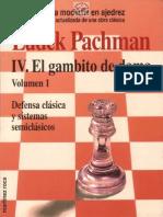 El Gambito de Dama 1 - Ludek Pachman