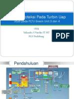 Sistem Proteksi Turbin PLTU