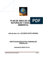 Plan de Area Naturales Iecov