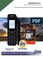 iSatPhone 2 Telefono Satelital Inmarsat