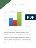 standard 1 contextual factors
