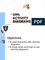 UML ActivityDiagram