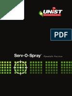 Unist Serv-o-Spray