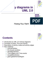 UML Activity Diagrams 2