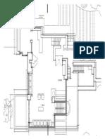 Casa de La Cascada Planos Cad-Model
