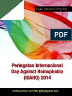 Ayo, Terlibat Aktif Dalam Peringatan Melawan Homophobia-Transphobia 2014