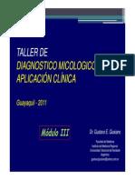 Taller de Microscopia III