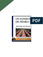 OS SONHOS DE PEDRO