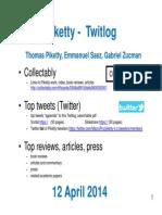 Piketty Twitlog