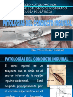 Patologia Inginal Nueva