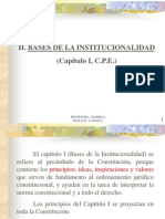 Bases de La Institucionalidad (v)