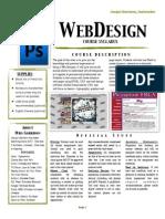 webdesign syllabus