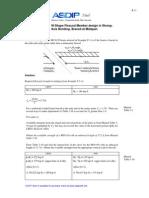 ASDIP Steel - Steel Beam Verification Example