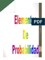 Elementos Probabilidad